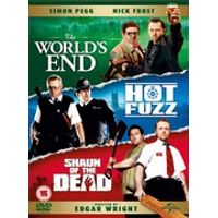 The Worlds End / Hot Fuzz / Shaun of the Dead