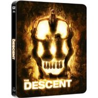 The Descent - Limited Edition Steelbook