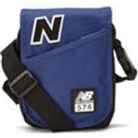 New Balance 574 Satchel - Blue/Black
