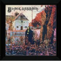 Black Sabbath (Bravado) - 12 x 12 Framed Album Prints