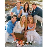 Friends Cast - Mini Poster - 40 x 50cm