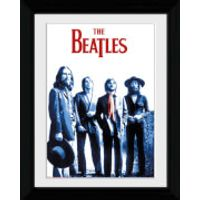 The Beatles Red Scarf - Collector Print - 30 x 40cm