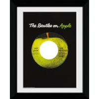 The Beatles Apple - Collector Print - 30 x 40cm