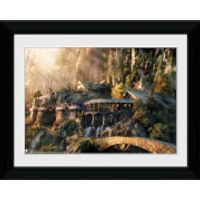 Lord of the Rings Fellowship of the Ring - Collector Print - 30 x 40cm