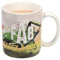 Thunderbirds FAB Mug