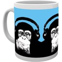 Steez Monkey Mug