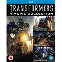 Transformers 1-4 Box Set