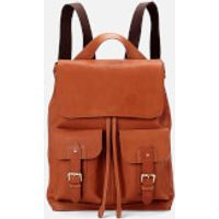 Aspinal of London Mens Shadow Rucksack - Tan