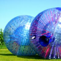 Zorbing for Two