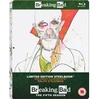 Breaking Bad: Season 5 - Zavvi Exclusive Limited Edition Steelbook (Includes UltraViolet Copy)