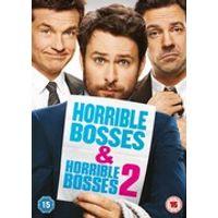 Horrible Bosses 1 & 2