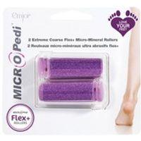 MICRO Pedi Extreme Coarse Rollers - Purple