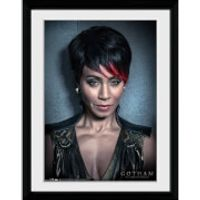 Gotham Fish Mooney - 16x12 Framed Photographic