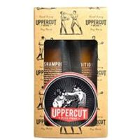Uppercut Deluxe Mens Kit - Pomade Combo