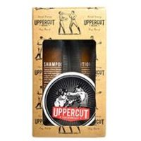Uppercut Deluxe Mens Kit - Featherweight Pomade Combo