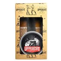 Uppercut Deluxe Mens Kit - Matt Clay Combo