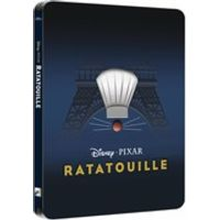 Ratatouille 3D (Includes 2D Version) - Zavvi Exclusive Limited Edition Steelbook (The Pixar Collection #13) (3000 Only)