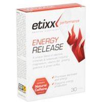 Etixx Energy Release Tablets - 30 Pieces