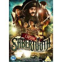 Captain Sabertooth