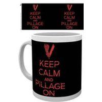 Vikings Keep Calm Mug