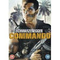 Commando Theatrical Cut