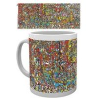Wheres Wally Toys Toys Toys Mug