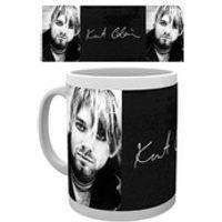 Kurt Cobain Signature - Mug