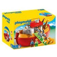 Playmobil 1.2.3 My Take Along Noahs Ark (6765)
