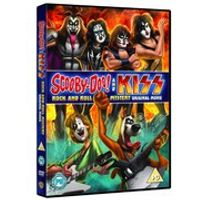 Scooby-Doo! and Kiss: Rock & Roll Mystery