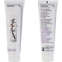 Korres Almond and Linseed Mask for Dry and Damaged Hair (125ml)