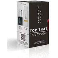 Leighton Denny Top That Gel Top Coat Duo (8ml)