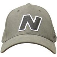 New Balance Mens Yankey Cap - Dark Green/White