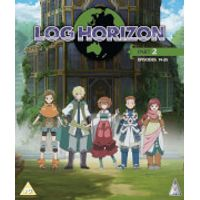 Log Horizon Part 2
