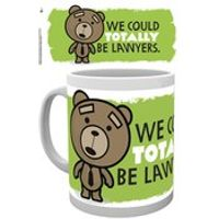Ted 2 Lawyers - Mug