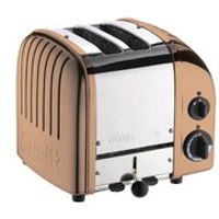 Dualit 27450 Classic Vario 2 Slot Toaster   Copper
