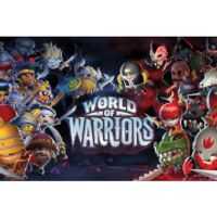 World of Warriors Characters - Maxi Poster - 61 x 91.5cm