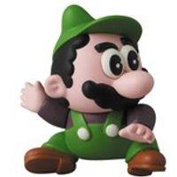 Nintendo Series 2 Mario Bros. Luigi Mini Figure