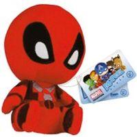 Mopeez Marvel Deadpool Plush Figure