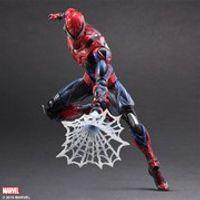 Square Enix Marvel Spider-Man Play Arts Kai Figure