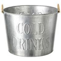 Parlane Drinks Bucket - Silver