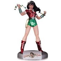 DC Collectibles DC Comics Bombshells Wonder Woman Holiday 12 Inch Statue