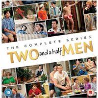 Two and a Half Men - Season 1-12