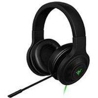 Razer Kraken USB Essential Surround Sound Gaming Headset - Black
