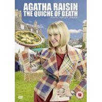 Agatha Raisin - The Quiche of Death
