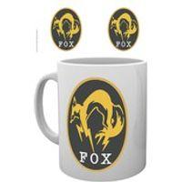 Metal Gear Solid Foxhound Mug