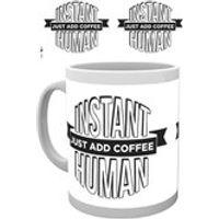 Coffee Mates Instant Human Mug