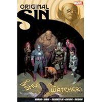 Original Sin Graphic Novel
