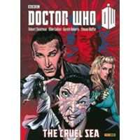 Doctor Who: The Cruel Sea Graphic Novel
