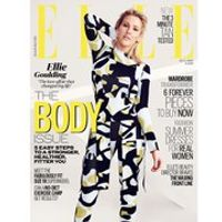 ELLE Magazine July 2015