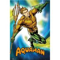 DC Comics Aquaman - 24 x 36 Inches Maxi Poster